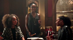 Season 1 Episode 3 Body Double Josie, Valerie, and Melody