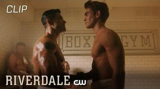 Riverdale Archie Challenges Hiram To Step In The Ring Season 3 Episode 21 Scene The CW