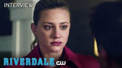 Riverdale Lili Reinhart Interview Defeating Darkness The CW
