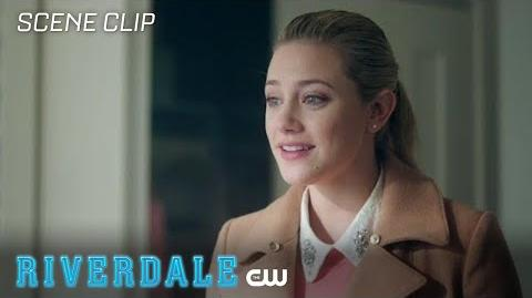 Riverdale Season 2 Ep 10 Polly Unexpectedly Visits Betty The CW