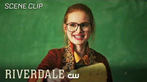 Riverdale Season 3 Ep 4 Scene Chapter Thirty-Nine The Midnight Club The CW
