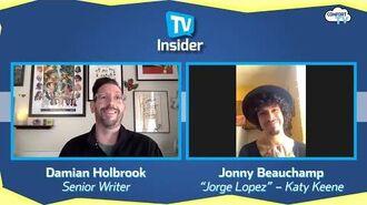 Jonny Beauchamp Talks Katy Keene Season 1 Finale TV Insider
