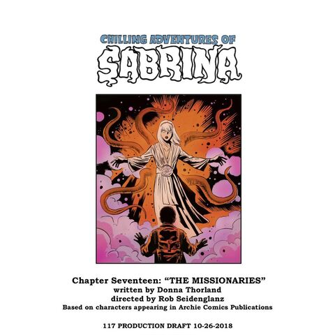 Chapter Seventeen The Missionaries Archieverse Wiki