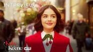 Katy Keene Lucy Hale Interview Katy Keene The CW