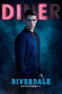 Season 2 'Diner' Kevin Keller Promotional Portrait