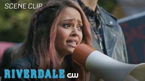 Riverdale Season 2 Ep 11 Toni Protests Pickens Day The CW