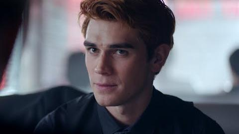 Riverdale 2x19 -- Archie's Still Looking for the Black Hood