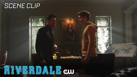 Riverdale Season 2 Ep 20 Hiram Advises Archie The CW