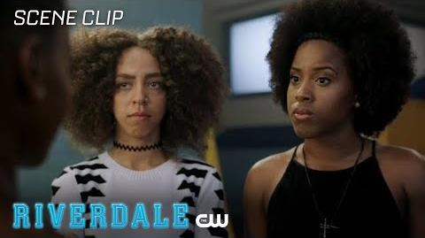 Riverdale Season 2 Ep 7 The Pussycats Confront Josie The CW