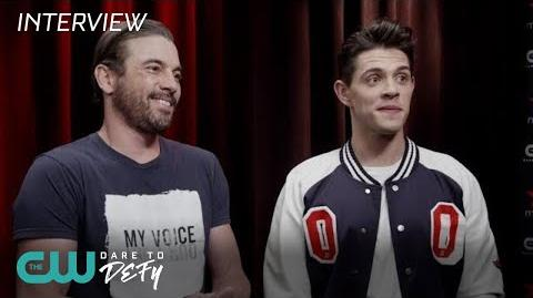 IHeartRadio Music Festival 2018 Backstage with Casey Cott & Skeet Ulrich The CW
