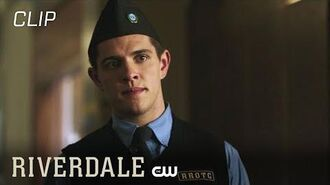 Riverdale Cheryl And Toni Get Busted By The RROTC Season 3 Episode 9 Scene The CW
