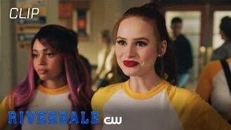Riverdale Season 4 Episode 10 Chapter Sixty-Seven The Vixens New Coach Scene The CW
