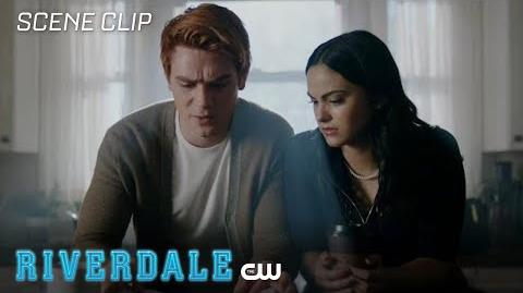 Riverdale Season 2 Ep 7 A Letter from The Black Hood The CW