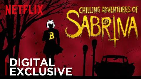 Chilling Adventures of Sabrina Opening Credits Netflix
