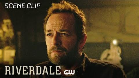 Riverdale Season 3 Ep 6 Scene Chapter Forty-One Manhunter Scene The CW