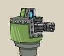 Pneumatic Revolver Turret