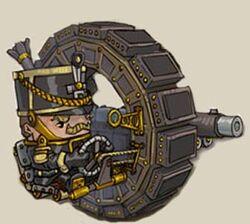 Doom Wheel