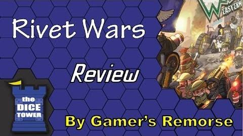 Rivet Wars Review - with Gamer's Remorse