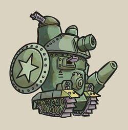 M3 Vertical Tank