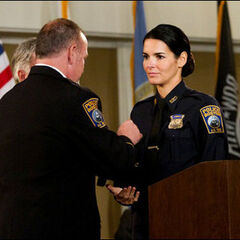 Lieutenant Sean Cavanaugh & Detective Jane Rizzoli
