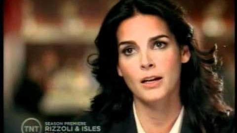Rizzoli & Isles, Speed Dating Promo