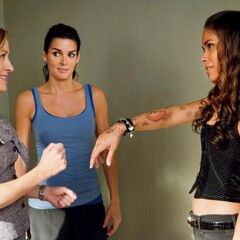 Maura, Jane and Riley
