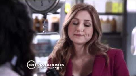 """Rizzoli & Isles 2x05 Promo """"Don't Hate the Player"""""""
