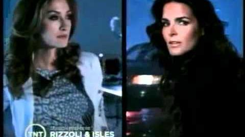 Rizzoli and Isles Season 2 Promo 10