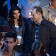 Detective Jane Rizzoli & Mr. Davis