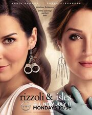 Rizzoli-and-Isles, Friends Forever