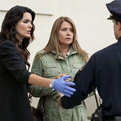 Detective Jane Rizzoli & Angela Rizzoli
