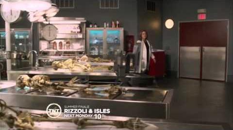 "Rizzoli & Isles 2x10 Promo ""Remember Me"" Summer Finale"