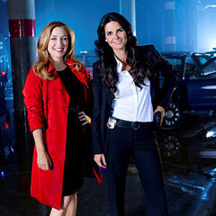 Dr. Maura Isles & Detective Jane RIzzoli