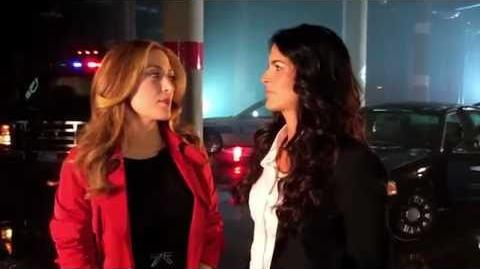 "Rizzoli & Isles Season 2 "" I'm not dead ! This is good """