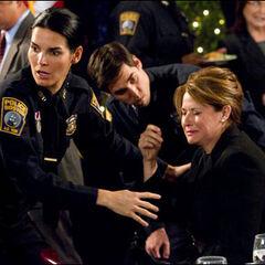 Detective Jane, Officer Frankie & Angela Rizzoli