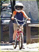 August-bike