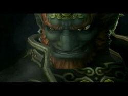Ganondorf close-up