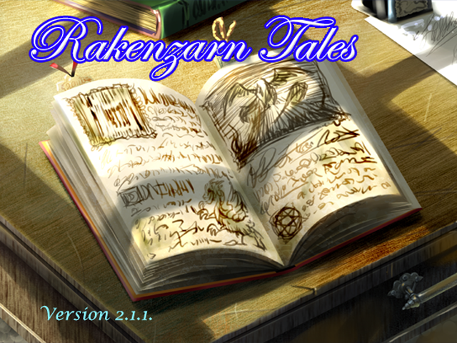 Rakenzarn Title