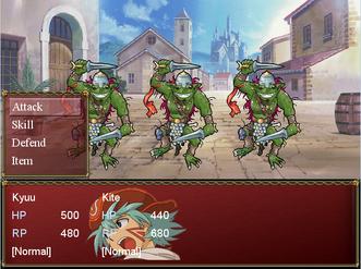 0 - Battle 1