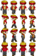 Maxwell new sprite