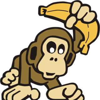 Havana Bananas Alternate Logo 2020-Present