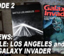 Half in the Bag: Battle: Los Angeles and The Galaxy Invader
