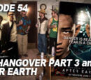 Half in the Bag: The Hangover Part III and After Earth