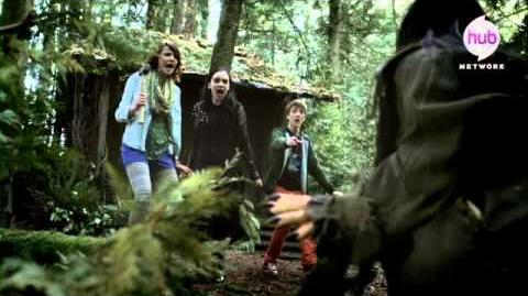 """The Haunting Hour """"Lovecraft's Woods"""" (Promo)"""