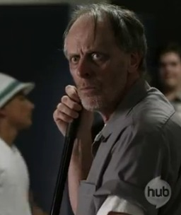 The recent creepy janitor