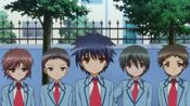 Keishin Boys Screenshot 01