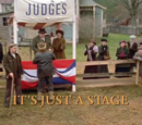 It's Just a Stage