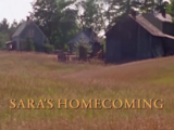 Sara's Homecoming