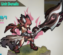 267 Fenris, Beast Empress