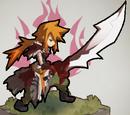 1002 Glen, Swordsman